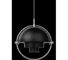 Závěsná lampa Multi Lite v chromu