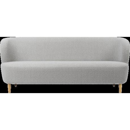 Stay sofa 190 x 70 cm, na dubových nožkách