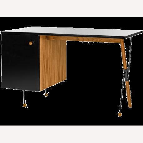 Kancelářský stůl s úložným prostorem G. Grossman