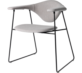 Masculo chair upholstered Remix 143