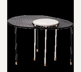 Matégot Kangourou Table