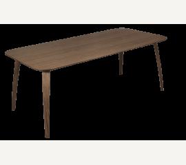GUBI jídelní stůl obdélný 100 x 200 cm