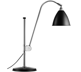 Bestlite BL 1 Table Lamp - chrome