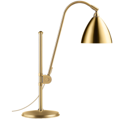 Bestlite BL 1 table lamp brass