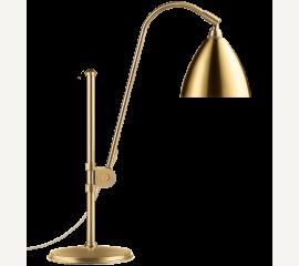 Stolní lampa Bestlite BL 1 mosazná