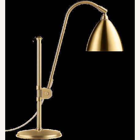 Bestlite BL 1 stolní lampa - mosaz/chrom/porcelán