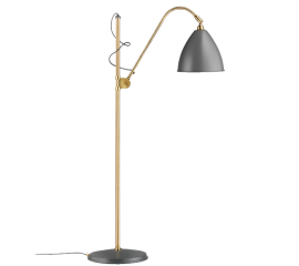 Bestlite BL3M wall lamp - brass