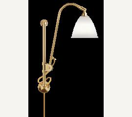 Bestlite BL5 nástěnná lampa porcelánové stínítko
