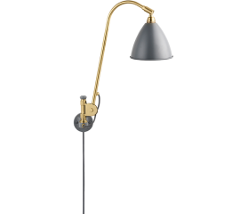 Bestlite BL6 Wall Lamp Brass