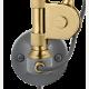 Bestlite BL6 nástěnná lampa - mosaz