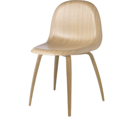 GUBI 3D veneer chair