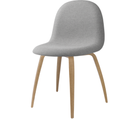 GUBI 3D fully upholstered, wooden base