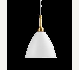 Závěsná lampa Bestlite BL 9 S  mosaz