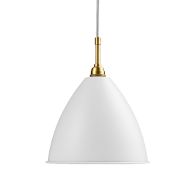 Závěsná lampa Bestlite BL 9M mosaz