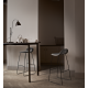 GUBI 3 stool chrome base