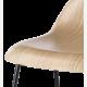 GUBI 3 barová stolička - oak seating