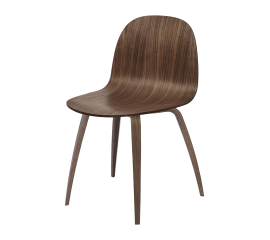 GUBI 2D židle dřevěná
