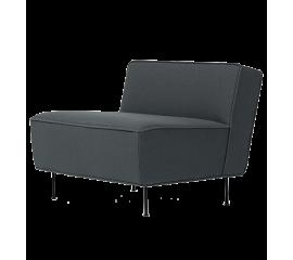 Grossman Modern Line Lounge Chair