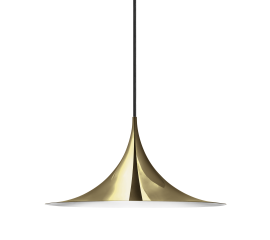 Semi lampa mosazná S, M, L