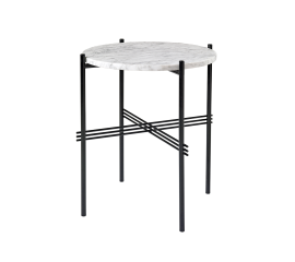 Kávový stolek s mramorovou deskou