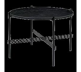 TS  kávový stolek mramor M