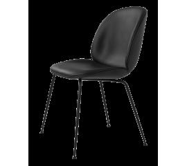 Beetle židle černá celokožená