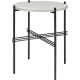 TS stolek S skleněná deska