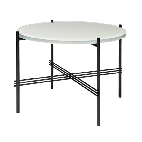 TS LOUNGE TABLE ∅55 cm Glass