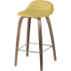 GUBI 3D bar stool Hi Rek shell