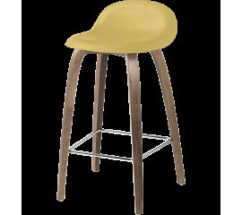 GUBI 3D bar stool Hi Rek shell